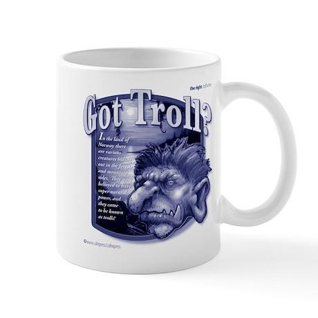 Got Troll? Mug