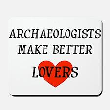 Archaeologist gift Mousepad