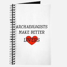 Archaeologist gift Journal