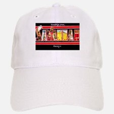 Savannah Georgia Greetings Baseball Baseball Cap
