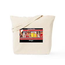 Savannah Georgia Greetings Tote Bag