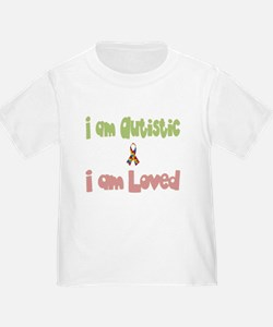 Autistic and Loved Ribbon T