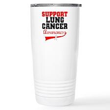 SupportLungCancerAwareness Travel Mug
