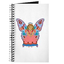Fairy Blue Wings Journal