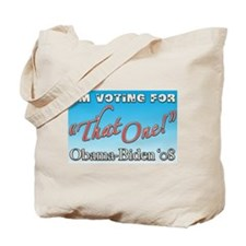 Voting For That One Tote Bag