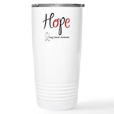 Hope Lung Cancer Travel Mug