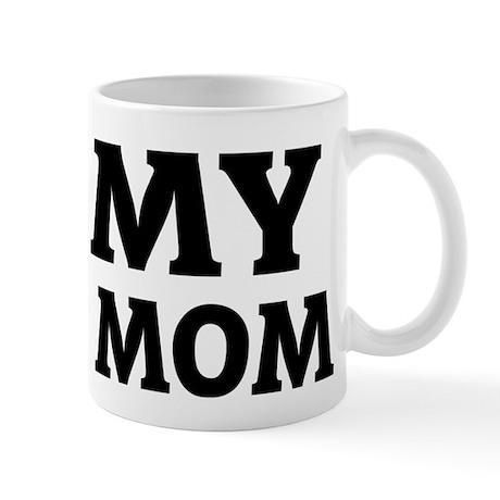 I Love My Army Mom Mug
