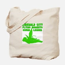 emerald city monkeys Tote Bag