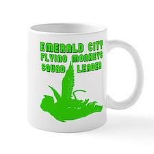 emerald city monkeys Mug