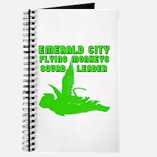 emerald city monkeys Journal