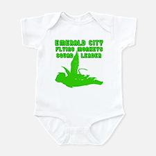 emerald city monkeys Infant Bodysuit
