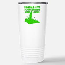 emerald city monkeys Travel Mug