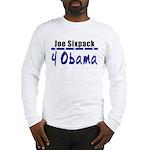 Joe 4 Obama Long Sleeve T-Shirt