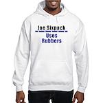 Joe: No Glove, No Love! Hooded Sweatshirt