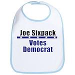 Joe Democrat - Bib