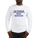 Joe Democrat - Long Sleeve T-Shirt
