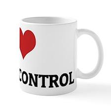 I Love Ground Control Mug