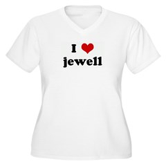 I Love jewell T-Shirt