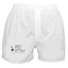 Irish I Could Hit That... Boxer Shorts