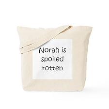 Funny Love norah Tote Bag