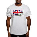 Lotus Cortina Ash Grey T-Shirt