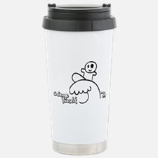 Challenge Yourself Travel Mug
