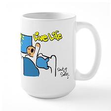 Live Life Mug
