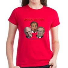 """""""Asses of Evil"""" Tee"""