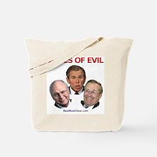 """""""Asses of Evil"""" Tote Bag"""