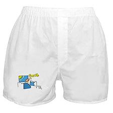 Live Life Boxer Shorts
