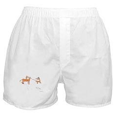 Petroglyph Hunter Boxer Shorts