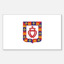 vendee Rectangle Decal