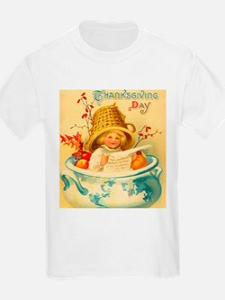 Thanksgiving Child T-Shirt