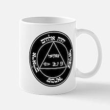 Unique Crowley seal Mug