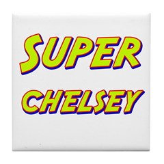 Super chelsey Tile Coaster