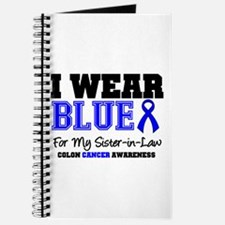 I Wear Blue Sister-in-Law Journal