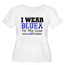 I Wear Blue Sister T-Shirt