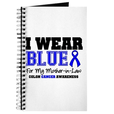 IWearBlue Mother-in-Law Journal