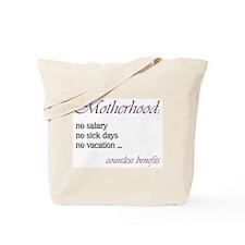 Cute Motherhood Tote Bag