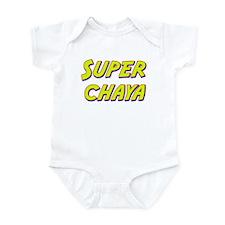 Super chaya Infant Bodysuit