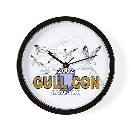 Gull Con 2002 Wall Clock