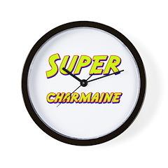 Super charmaine Wall Clock