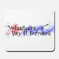 Volunteers Mousepad