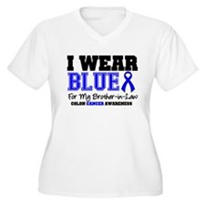 IWearBlue Brother-in-Law T-Shirt
