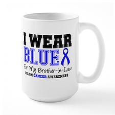 IWearBlue Brother-in-Law Mug