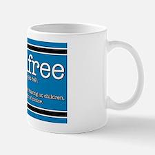 Define Childfree Mug