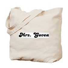 Mrs. Govea Tote Bag