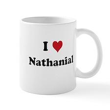 I love Nathanial Mug