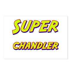 Super chandler Postcards (Package of 8)