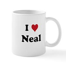 I love Neal Mug